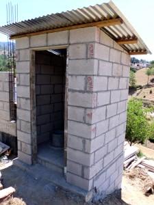 MH Dry Composting Latrine